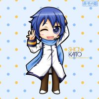 Vocaloid - Shion Kaito by Akage-no-Hime