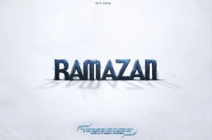 Ramazan - Wallpaper // sc ft. ennis. by The-Art-Works