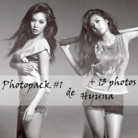 Photopack #1 de Hyuna by JoseCr97