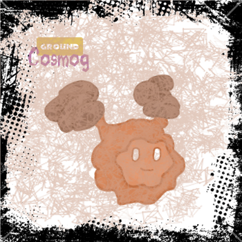 PokeWRONG ~ Cosmog (Ground) by taylorbeanbetch