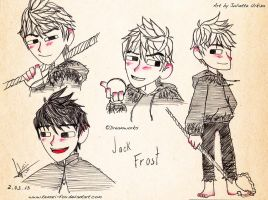 Jack Frost The Spirit of Winter by temari-fox