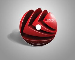 BitDefender Shape CD by OneOusa