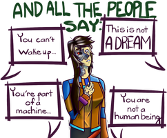 {Persona} Gasoline by MoonaHenaBAwsome