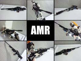 Moc Weapon: AMR by Kirakblade