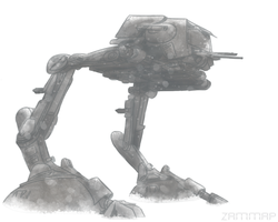 AT-ST by zammap