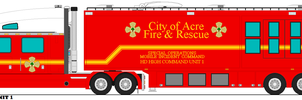 Acre City Fire HD Command Unit 1 by mcspyder1