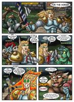 WORLD OF WARCRAFT COMIC 2 by Eggplantm