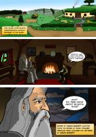 Lord of the Rings by sirandal