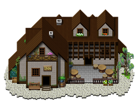 RPG Maker VX/Ace - Inn by Ayene-chan