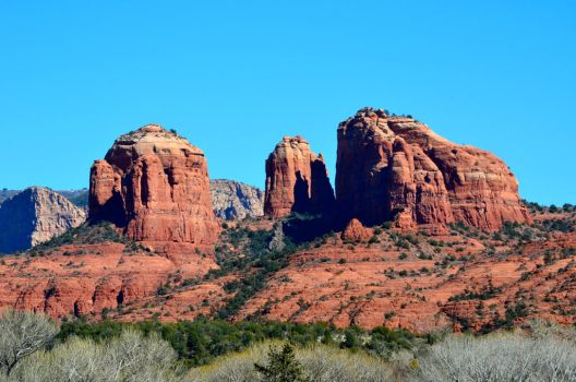 Red rocks by 2points4honesty