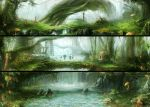 The Forest by mrainbowwj