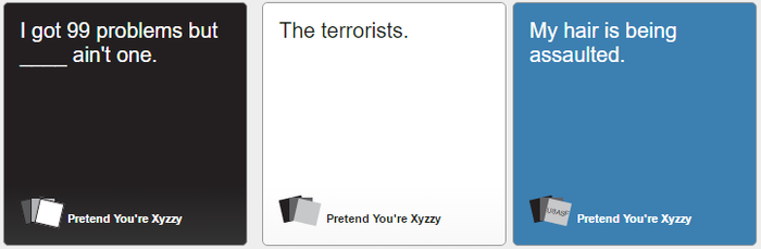 Cards Against Humanity 356 by thetrollsapprentice