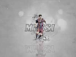 LEO MESSI by juventino11
