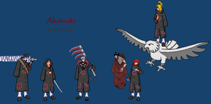 Akatsuki by hardedge-spriter