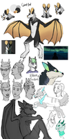 now that's what I call a sketchdump by artikato