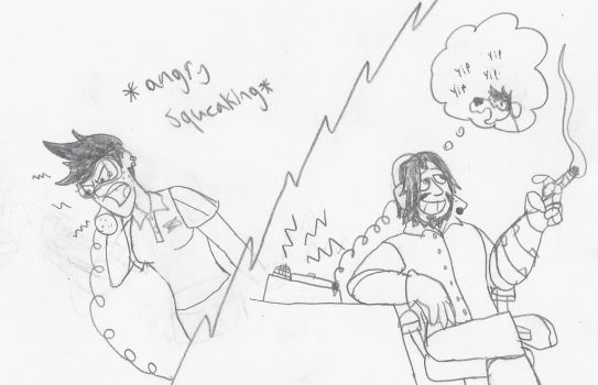 Retailwatch: Crisis Hotline McCree by MrPyre
