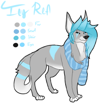 ~Icy Reference 2017~ by Cuteicypaw