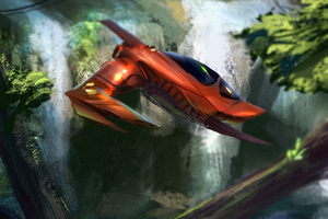 Terrestrial Cruiser by Taylor-payton
