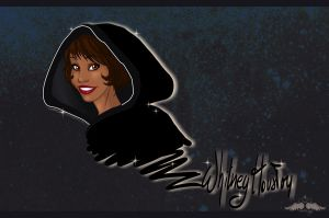 Whitney Houston Tribute by FreeWingsS
