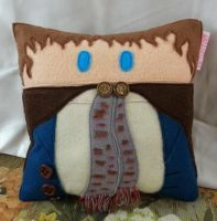Handmade Lord of the Rings LOTR Pippin Pillow by RbitencourtUSA