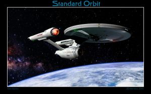 Standard Orbit by dragonpyper