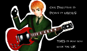 Rocking the UK -MMD- Read Description by AsianExcitementRP