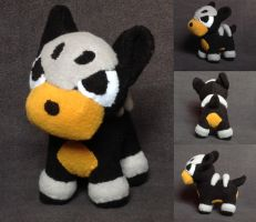 Houndour Plush by Plush-Lore
