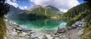 Morskie Oko, again by LizardWizard