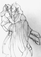 Jesius and Lilith Request by rocknro8907