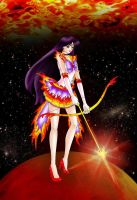 Ultimate Sailor Mars_PS by Sound-Of-Blue