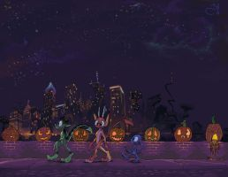 all hallows' eew by bimshwel