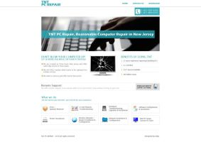 PC REPAIR COMPANY WEBSITE by coleg