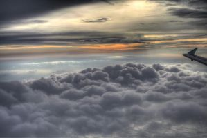 Touching Heaven HDR by ImagesByAndrew