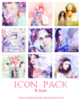 Icon Pack 2 by ForeverDemiLovato