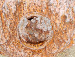 Rusty Pin by ohallford