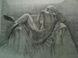 Reclining Nude by center555