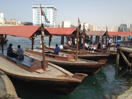 Dhow by Toash