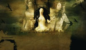 The heart of everyting by ObscureChaos