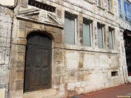 Old Stone Facade by HydromelKing