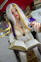 Arcane Knowledge by TaliBelle-Cosplay