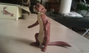 Farthing wood Hornby Weasel - First set by CrocodileRawk