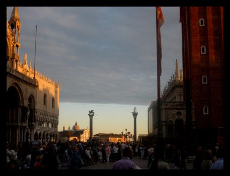 Saint Mark's Square by Ely-Baby