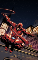 Daredevil by AlonsoEspinoza