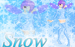 CM: Snow Wallpaper by Captor-Variety-Girl
