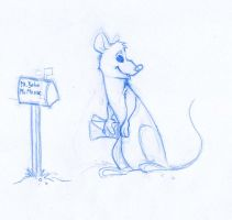 Mr. McMouse by Woodpeckery