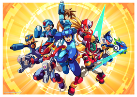 Together As One by ultimatemaverickx