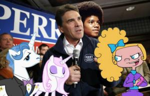 Rick Perry For Equestria by RicRobinCagnaan