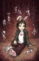 I Have A Slight Bunny Problem by ursulav