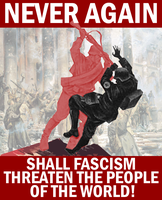 Drive out Fascism by Party9999999
