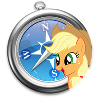 Apple safari icon by shaynelleLPS
